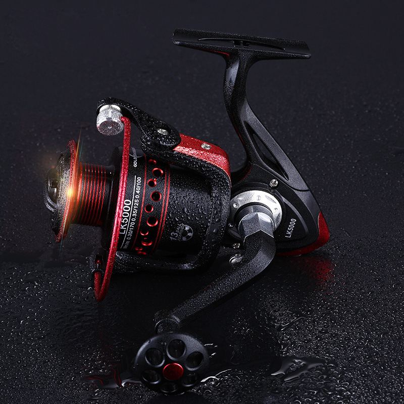Peche 13BB Carretilha De Pesca Spinning Sea Fishing Reel