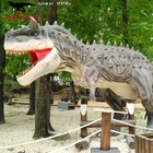 Real Size Robotic Moviing Statue Hot Sale Animatronic Dinosaur for Amusement Park