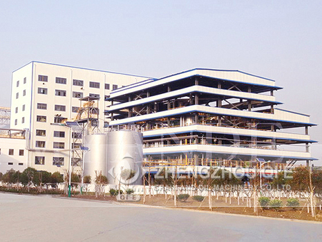 <b>high-efficient sunflower oil refinery,vegetable oil factory with low consumption</b>
