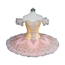 New arrival BLY1174 !!! Beautiful Nutcracker ballet professional classical Sugar Plum Fairy pancake tutu