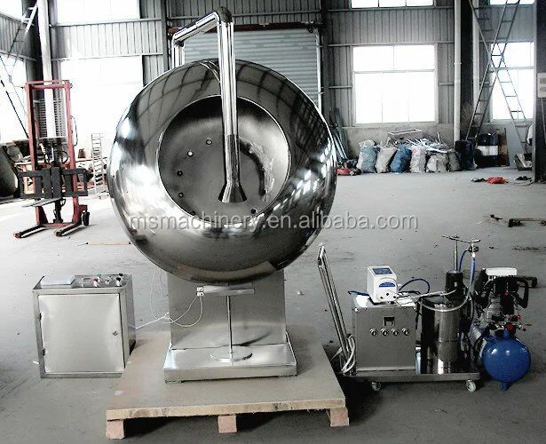 Reasonable price for seed coating machine