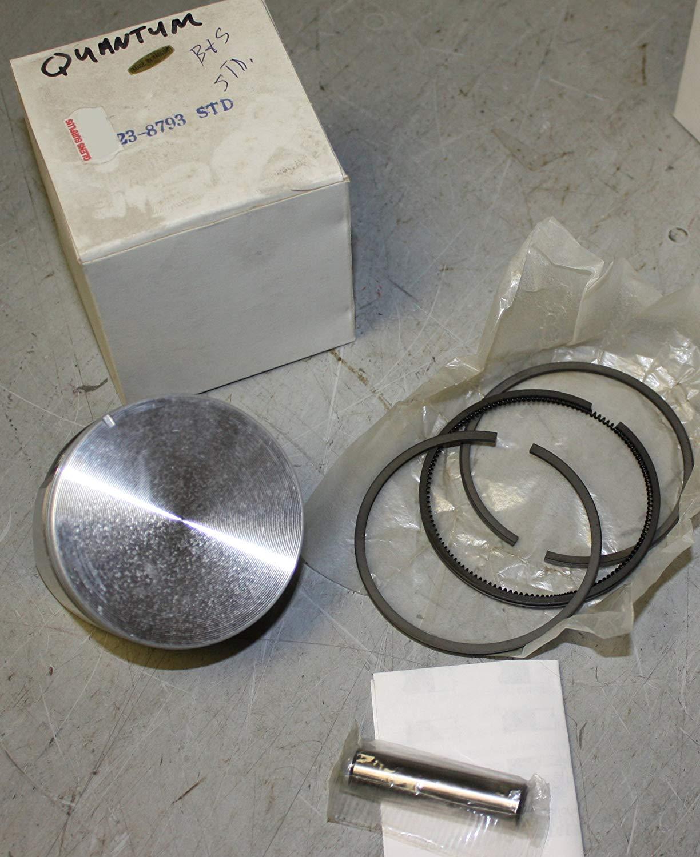 500-074 Piston Rings STD Briggs /& Stratton 499996 391780 220400 252400