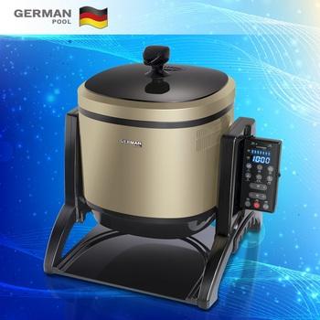 New Model German Pool Hi Tech High Work Noodles No Smoke Stir Robot ...
