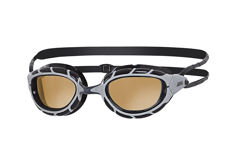e7302e6988d Get Quotations · Zoggs Predator Polarized Goggles