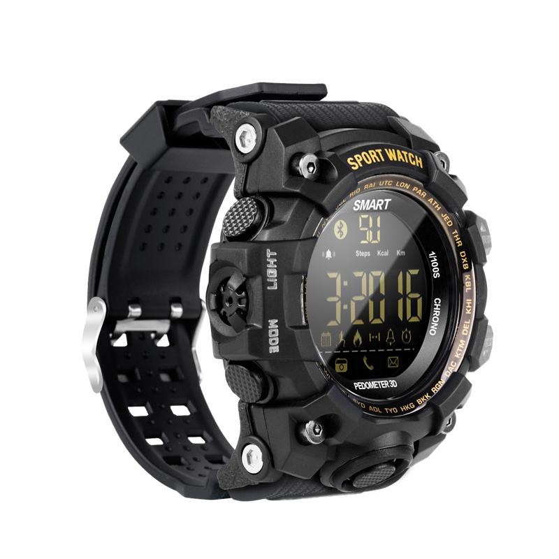 2019 Fitness tracker EX16S smartwatch