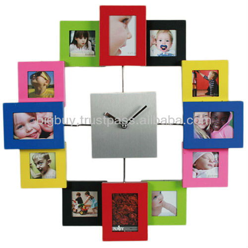 wall clocks with photo frame wall clocks with photo frame suppliers and manufacturers at alibabacom