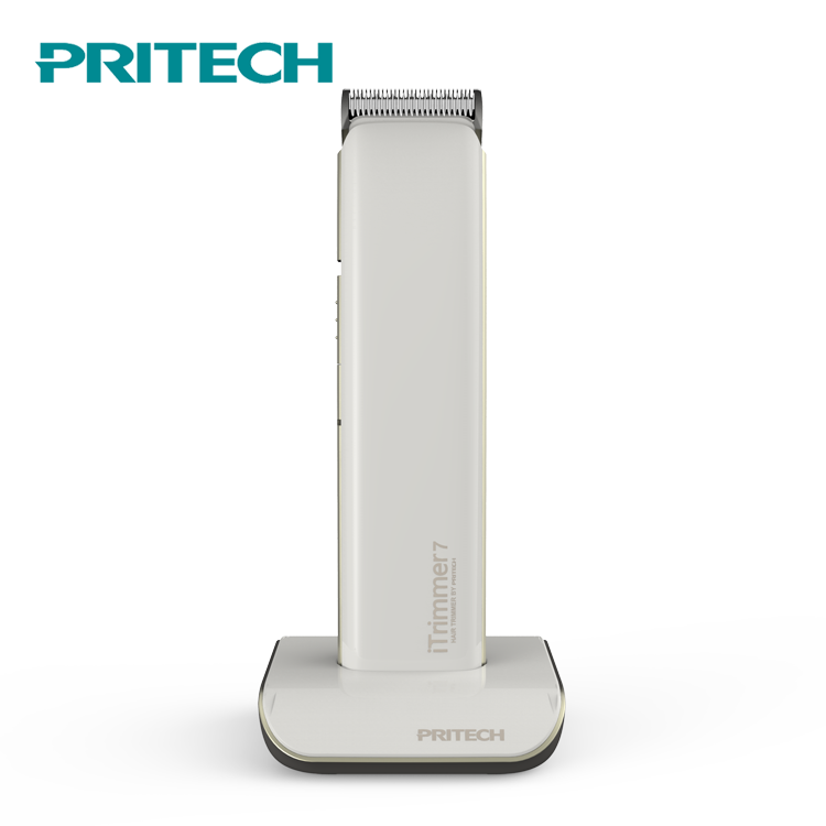 PRITECH Professional Stainless Precision Cutting Blade Electric Hair Clipper