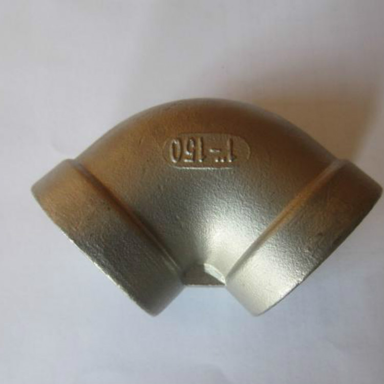 Top quality SYF astm Q235B carbon steel pipe fittings 90 degree elbow
