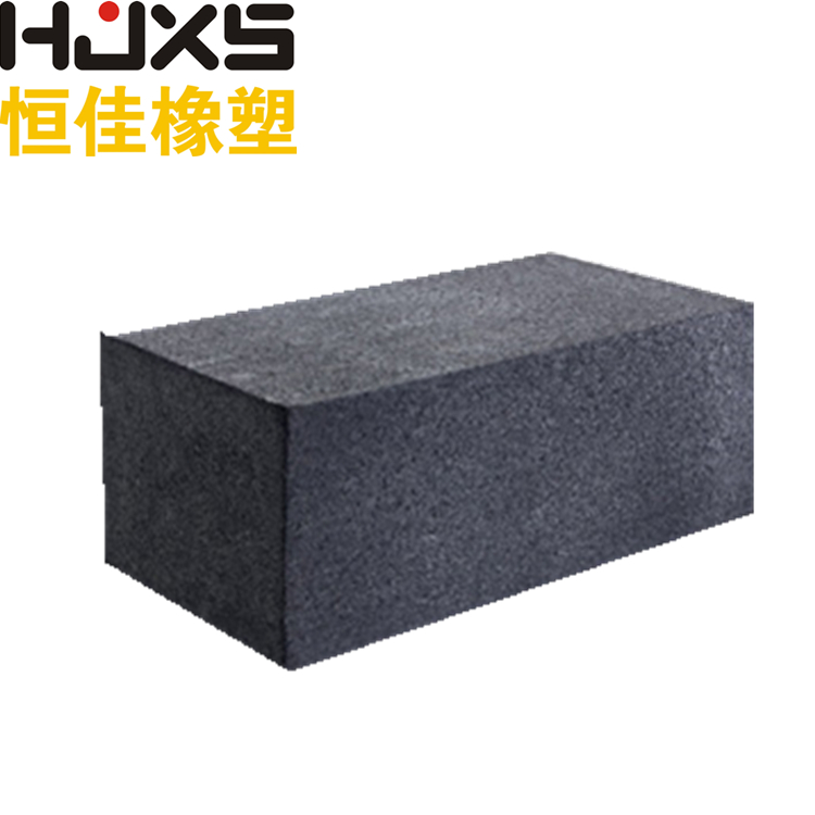 Резиновый блок с картинкой