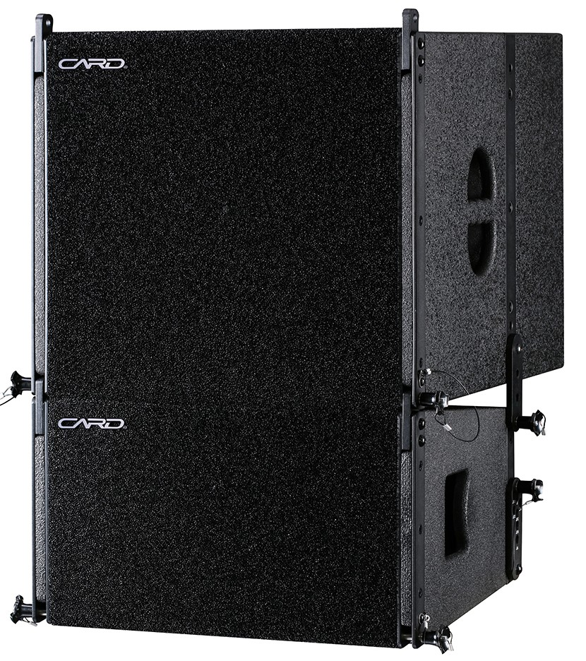 Outdoor Line Array Speaker Professional Loudspeaker Pro Sound And ...