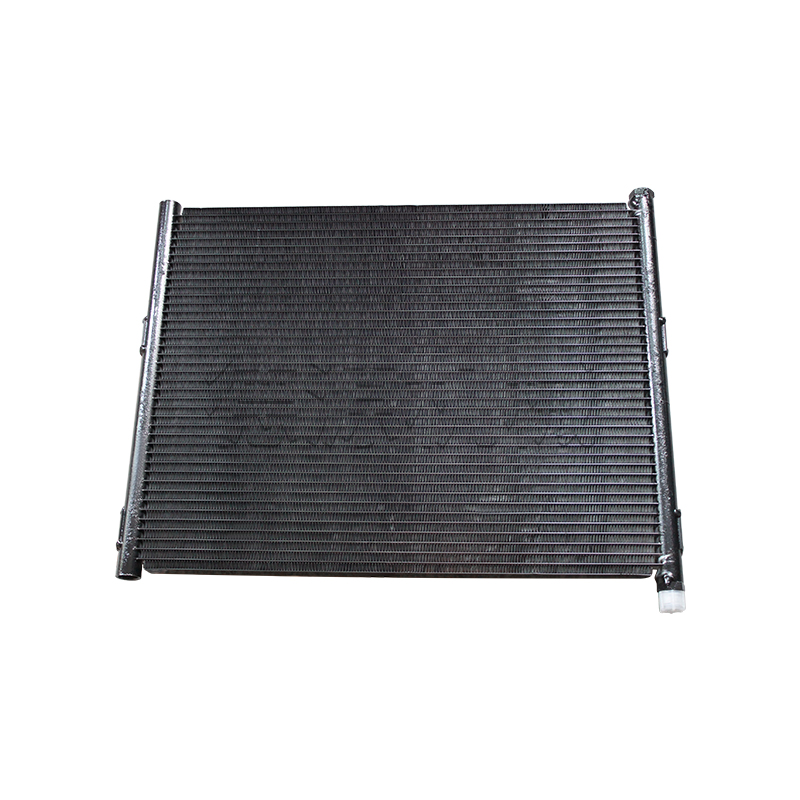 Heat dissipation cooling system air condition conditioning car condenser