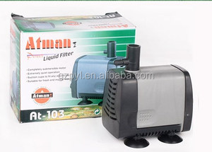 ATMAN AT103 submersible pump circulating pump seawater and freshwater aquarium fish pumping filtration 25W mute
