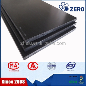 10-100mm black acetal sheet