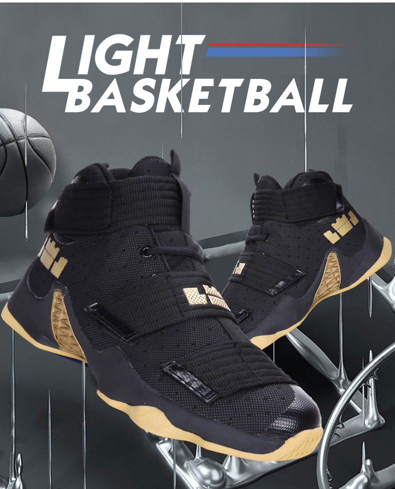China-Fabrikmänner breathable professionelle Basketballschuhe