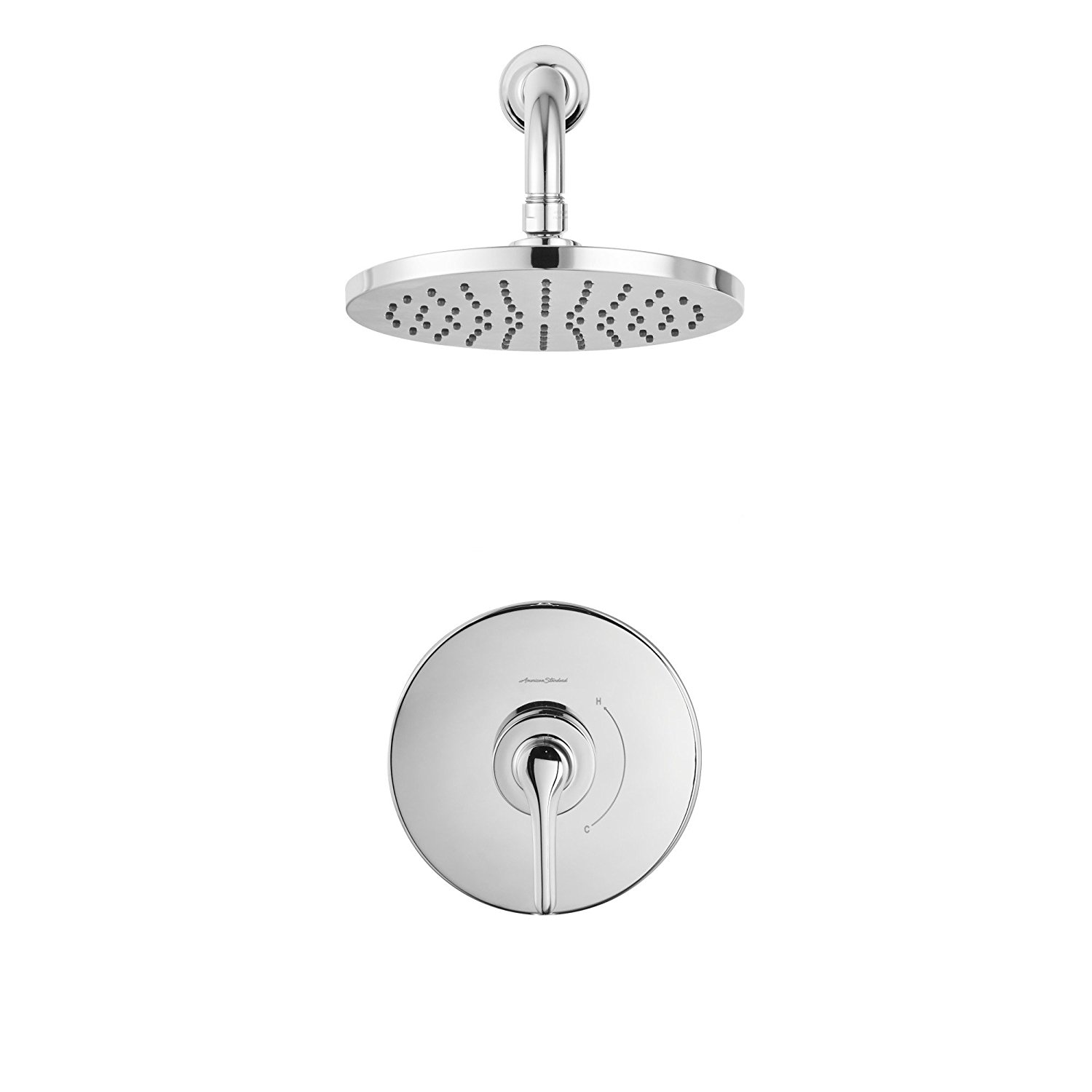 Get Quotations · American Standard T105507.002 Studio S Shower Only Trim  Kit, Polished Chrome