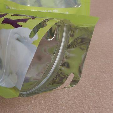 Snack-food-packaging-bag-compostable-aluminum-foil