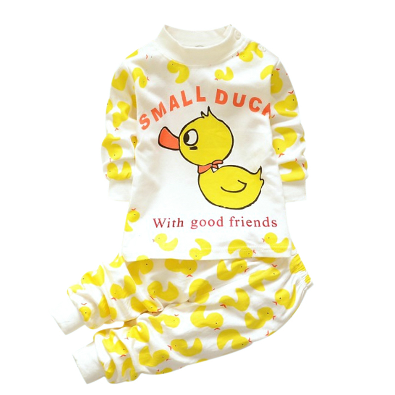 1 2 3 4 years kids boy pajamas pjs sets home suit nightgown baby tracksuits for