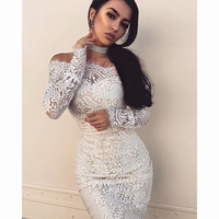 2019 china guangzhou Wholesale Custom Made Sexy Elegant Lace Bodycon Wedding Dress bridal gown mermaid wedding dress
