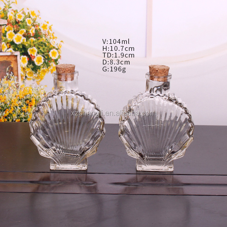 100ml visky wine glass bottle with screw cap