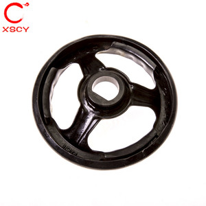 China manufacture wholesale best quality round rim hand wheel used for CNC machine