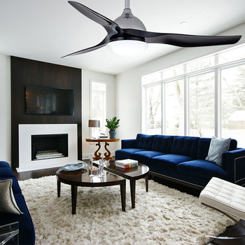 Zhongshan Good Quality Living Room Remote Control 12W Led Ceiling Fan Light Price In Pakistan