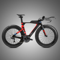 china suppliers Ultralight Time trial aero carbon tt bike