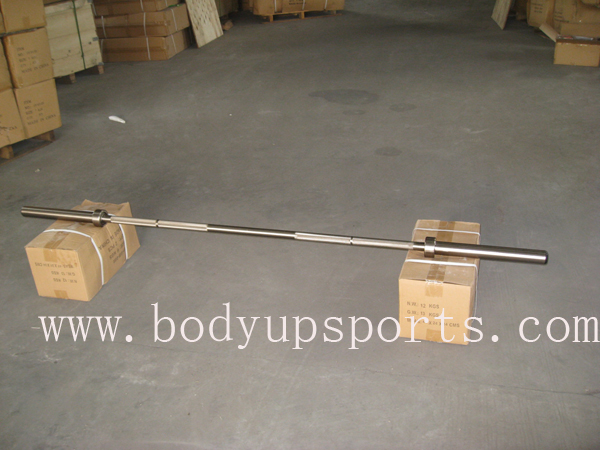 Premium grade olympic bar with precision bearing/Olympic Barbell bar
