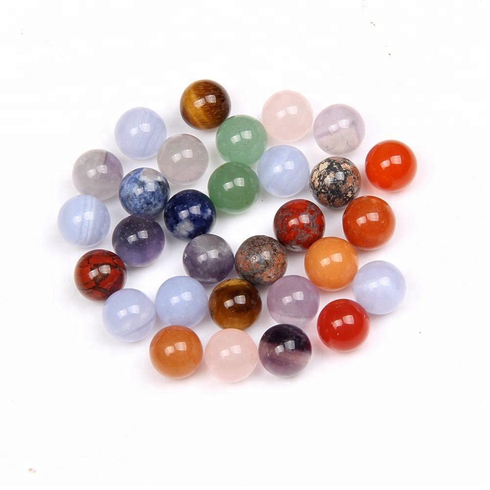 10 mm Gemstone Bead Roller Balls For Perfume /Essential Oil Bottle