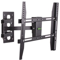 "2019 Universal tilt TV wall mounting bracket design fits most of 26-55"" LCD/LED/Plasma TVs"