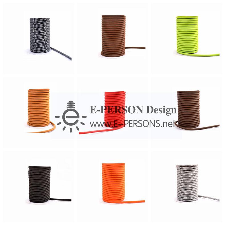 Textil Draht Für Lampe Licht Led Edison Glühbirne Glas Anhänger 2 ...