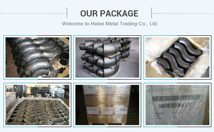 carbon steel welding fittings for hydraulic