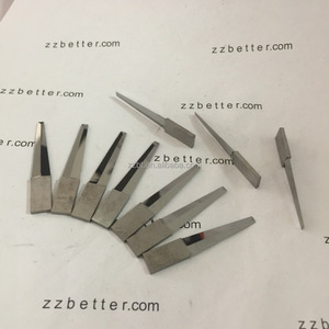 zund cutter blade tungsten carbide knife