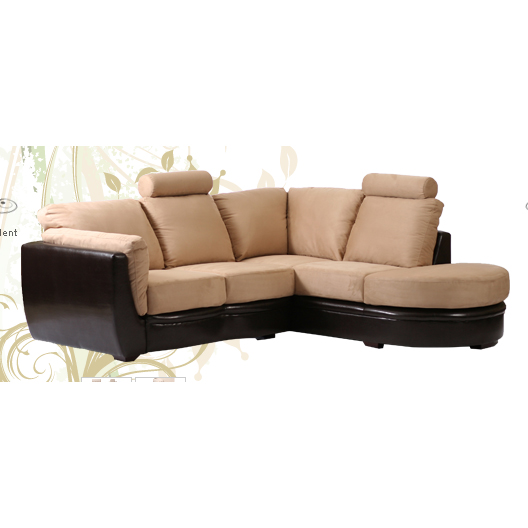 Modern design high quality american corner sofa for living room furniture