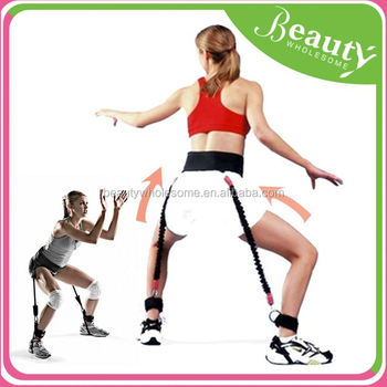 Latex Band Eh002 Ankle Resistance Bands Fitness Loop Workout