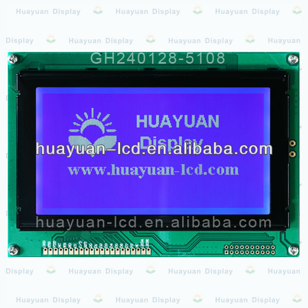 Digital Power Factor Meter lcd display (with Built-In Transducer)