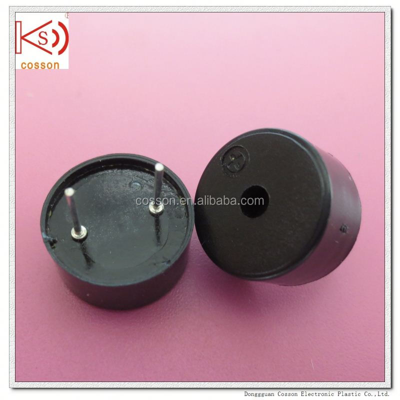 plastic 100db sound device for toys with pin