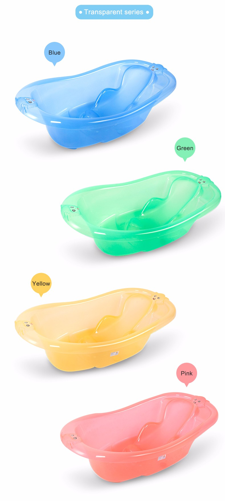 China PP plastic products for baby