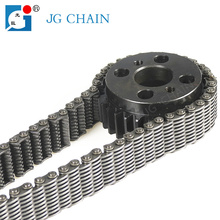Silent Chain Pulley Wheels and Roller Chain Sprocket