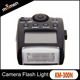 For Canon Professional Camera Flash Light With LCD Screen TTL KM-300N Camera Flash Trigger Speedlite LED Video Perfect Shooting