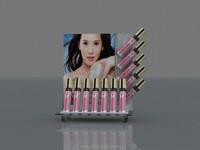 online shopping new product acrylic lipstick display rack