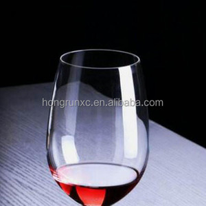 300ml 10oz Classic Unbreakable Plastic Polycarbonate Wine glass