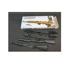 Tiny Gun Models Assembly Toys Promotional Gifts mini models