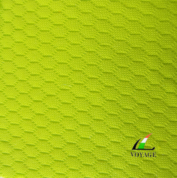 705 Newest Customizable Mesh Fluorescent Elastic Fabric