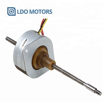 35mm PM linear Stepper motor linear actuators 35BYZ-B01-12, View linear  actuator, LDO MOTORS Product Details from LDO Motors Co , Ltd  on  Alibaba com