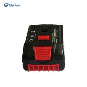 Power Tool Battery Pack 18V 3.0Ah Rechargeable Cordless Batteries Replacement for bosch BAT618