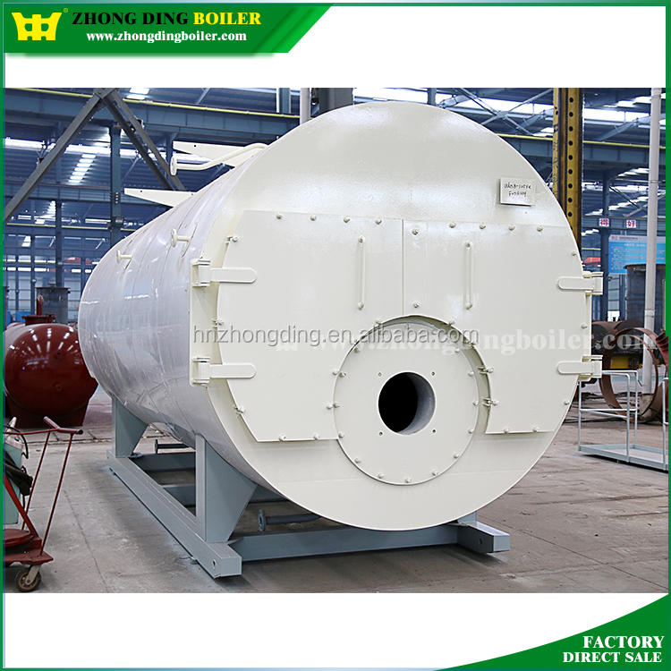 Oil and Gas Fired Small Sun Steam Boiler