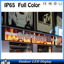 outdoor led large screen display p6 P8 P10 P12 P16 P20 P25 oled commercial advertising display screen