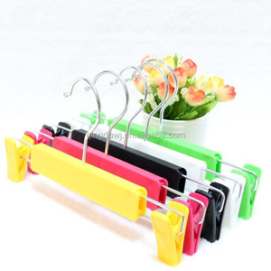 wholesale plastic children pants hanger baby