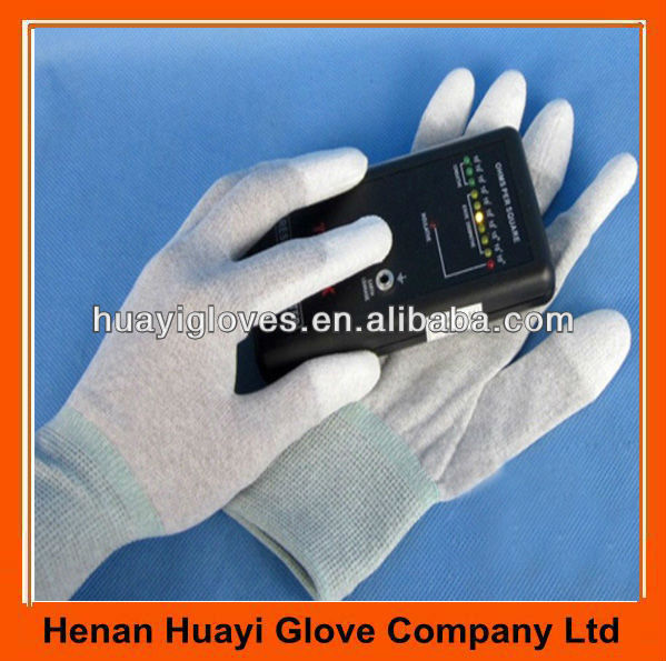 ESD Top Fit Gloves/Conductive Gloves/Antistatic Gloves