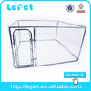 2015 new wholesale chain link rolling pet cage malaysia